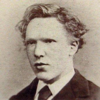 Vincent Van Gogh (1853-1890).