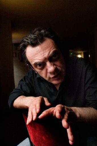 "Stefano Viali / ""Gronchi Rosa"" by Edoardo Erba"