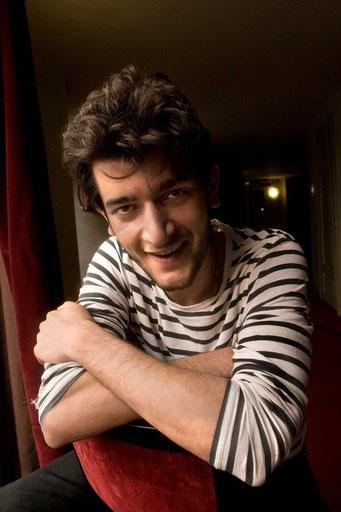 """Maziar Firouzi / """"Latin Lover"""" by Stefano Benni"""