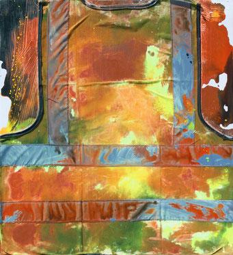 Walkers - peintures - Afrique-du-Sud - 2018