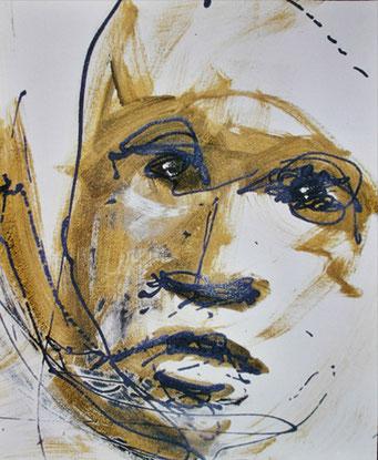 Humanités - peintures - 2001-2003
