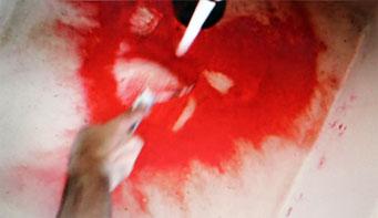 Bains de sang - vidéo - 2012