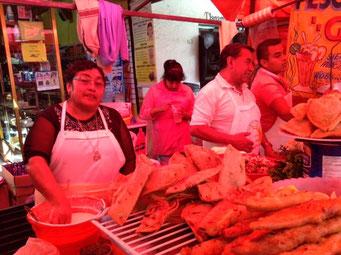 Mercado de Tepoztlan, Mor