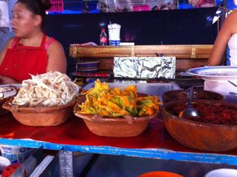 Puesto del Mercado, Tepoztlan, Mor