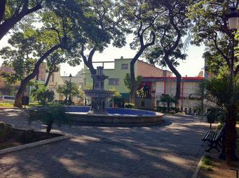Centro histórico de Guadalajara