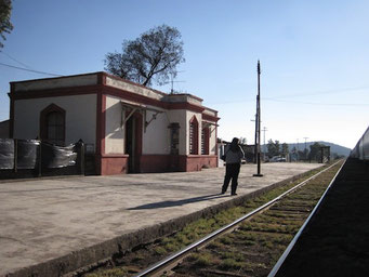 San Agustin, Hgo