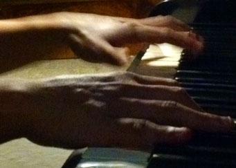 Manos Mto Pianista