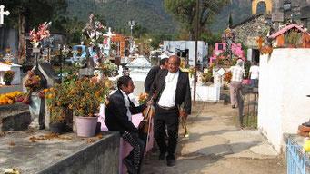 Cementerio de Tepoztlan, Mor