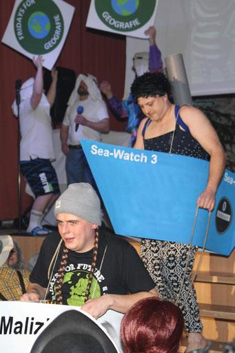 Fasching Wünschendorf 2020