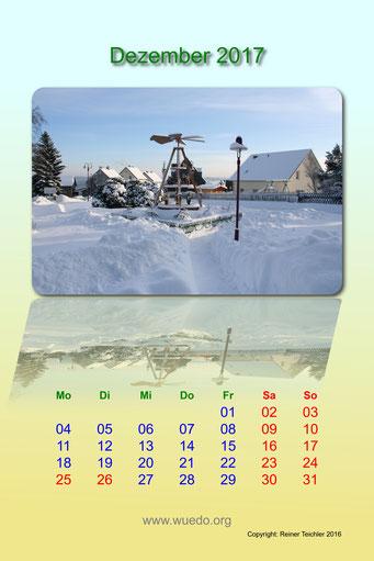 Wünschendorf Kalender 2017