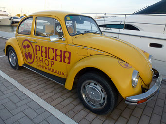 Bild: Gelber VW