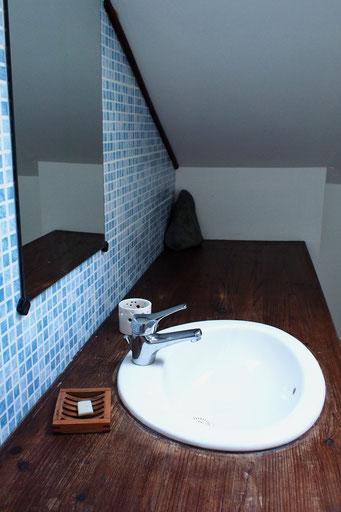 Salle de bain n°2, avec douche