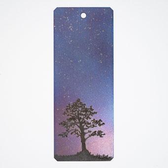 栞-13 星と語る木