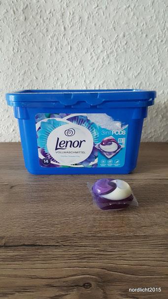 Lenor 3- in 1 Pods