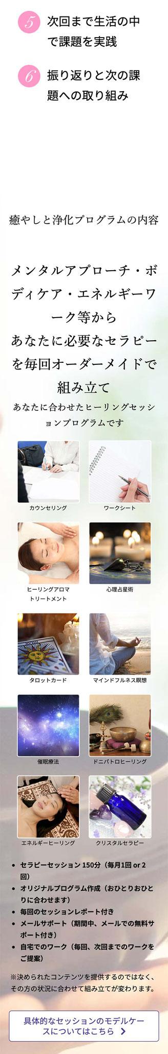 ランディングページのモバイル表示4