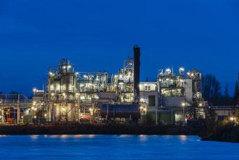 Industrie DuPont Dordrecht