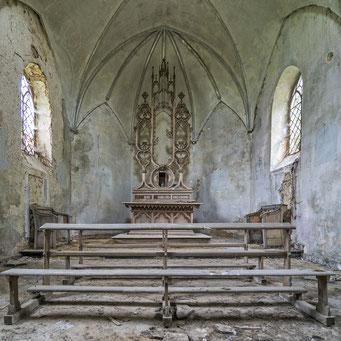 Chapelle de la Meuse