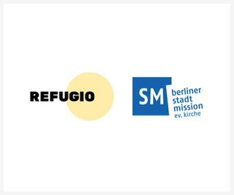"Link to Sharehaus ""Refugio"""