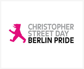 "Link to ""Christoper Street Day"", CSD Berlin Pride"