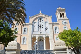 Kirche von Pirgos, Tinos