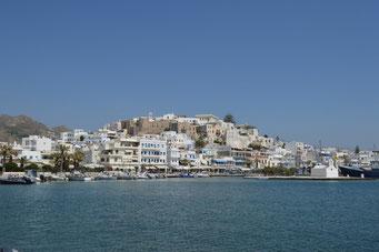 Chora von Naxos