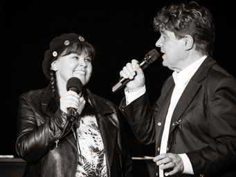 Cris Dirk & Frank Schöbel