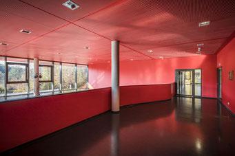 Obere Galerie im Bürgerhaus Neuenhagen