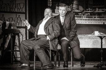 Walter Plathe und Peter Ensikat