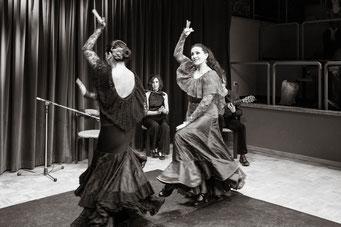 Nora Lantez und Theresa Lantez