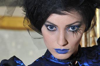 Valentina C. Foto per Gothic Time.com 4