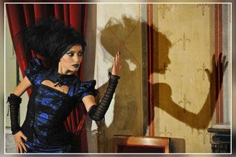 Valentina Caruso Foto per Gothic Time.com 3