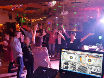 Odenwald Hochzeits DJ