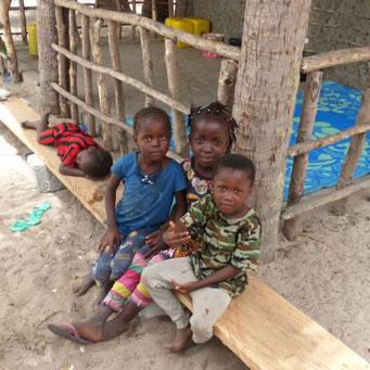 Kinder von Taayaki