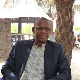 Tierno Monénemba, international bekannter guineischer Schriftsteller