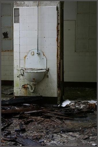 Hygiene ist das Gebot der Stunde! Handwaschbecken
