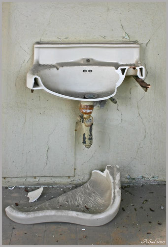 Hygiene ist das Gebot der Stunde! Waschen fällt aus!