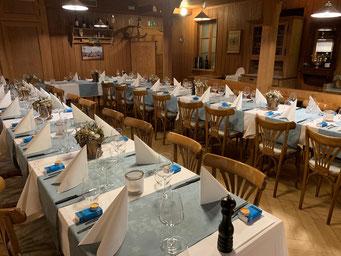 Saal im Restaurant Rössli Habstetten