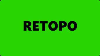 Retopo 3D-Coat