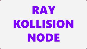 Xpresso Ray Kollision Node