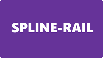 Deformer Spline Rail