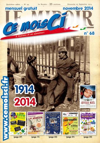 Novembre 2014 - n° 68