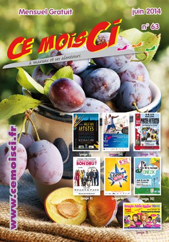 Juin 2014 - n° 63