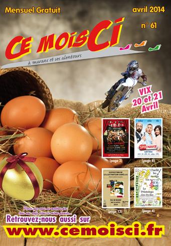 Avril 2014 - n° 61
