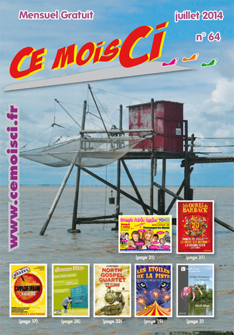 Juillet 2014 - n° 64