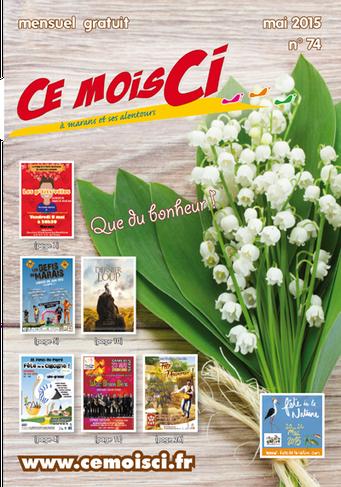 Mai 2015 - n° 74