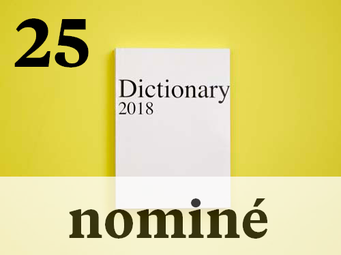 25  Claude Closky, Dictionary