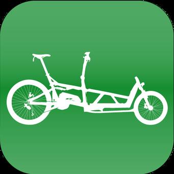 Lasten und Cargobike e-Bikes kostenlos Probefahren in Hanau