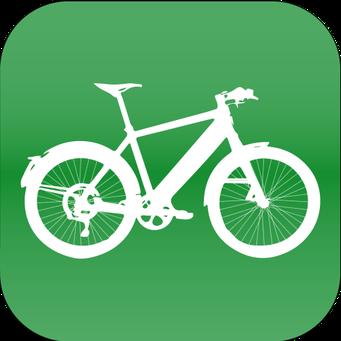 Trekking e-Bikes kaufen in Frankfurt