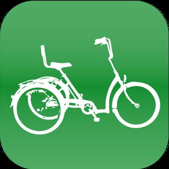 0%-Finanzierung für Dreiräder und Elektro-Dreiräder in der e-motion e-Bike Welt Berlin-Mitte