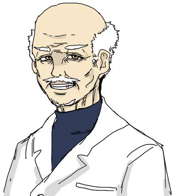 ヒエイ博士